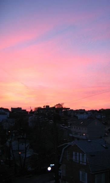 Albert St Sunset 2